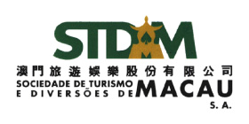 STDM 澳門旅遊娛樂股份有限公司